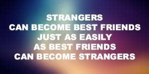 Ex-Best Friend Friendship Quotes