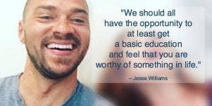 Jesse Williams Inspirational Quotes