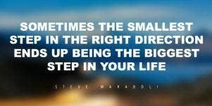 Steve Maraboli Change Quotes