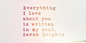 Sarah Doughty Poems Instagram Quotes About Love And Heartbreak