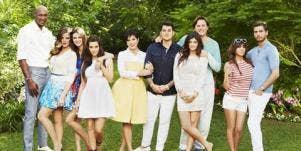 The Kardashian Famly
