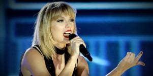 Taylor Swift lyrics pick up lines