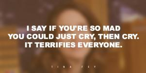 Tina Fey Funny Quotes