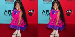 Who Is Jyoti Amge? The American Horror Story Star Is World's Smallest Woman And Star Of New 'TLC' Special