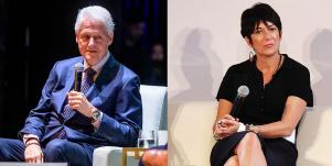 Did Bill Clinton Have An Affair With Ghislaine Maxwell? Inside Shocking Accusations In New Book
