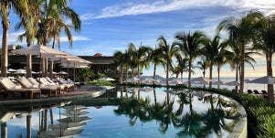 Mexican Resort Touting International 'Buddy Babymoon' During Pandemic Raises Major Eyebrows