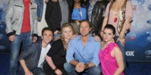 Cast of Season 9 American Idol