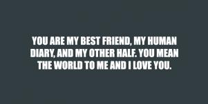 sweet quotes for people you like