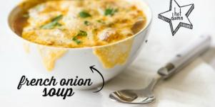 Easy French Onion Soup Recipe