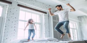 How To Let Your Husband Be A Father