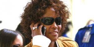 Whitney Houston I Look to You Whitney Houston Comeback Bobby Brown
