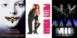 Silence of the Lambs / Pretty Woman / Men in Black