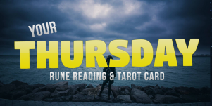 Daily Love Rune & Tarot Horoscope Forecast For Today, 10/25/2018, By Astrology Zodiac Sign