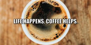 coffee quotes funny memes for instagram captions