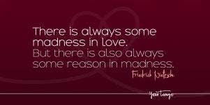 Friedrich Nietzsche quotes about love