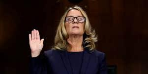 Dr. Christine Blasey Ford Testimony