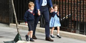 What Prince William And Kate's Kids Prince George And Princess Charlotte Lives Are Like