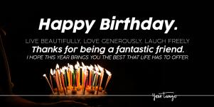 Happy Birthday Wishes For Friends And Best Friends