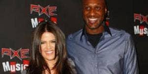 Khloe Kardashian And Lamar Odom's Baby Mama Drama
