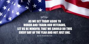 Beth Pennington Memorial Day quotes about heroes