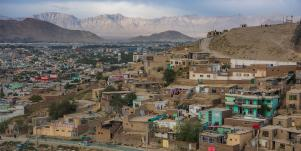 What Afghanistan Taught Me About Love
