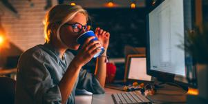 How To Stay Awake All Night: 15 Quick Fixes When You Need to Pull An All-Nighter