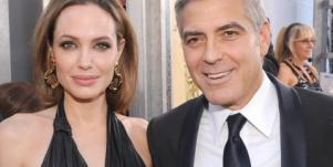 Angelina Jolie & George Clooney