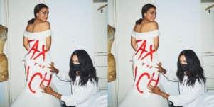 aoc tax the rich dress