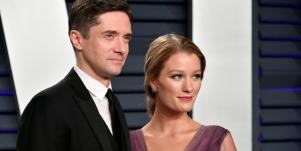 New Details On Topher Grace's Wife — And Their Pregnancy