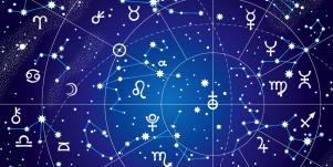 zodiac constellations and glyphs