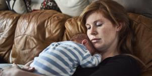 My Postpartum Depression Turned Me Into A Girl I Didn't Know