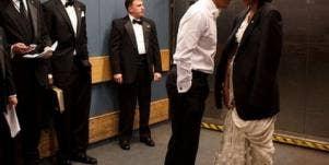 barack michelle obama chivalry coat