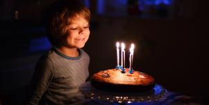 Why I Refuse To Buy My Kids Birthday Presents