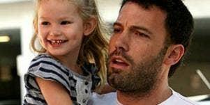 Ben Affleck celebrity dads