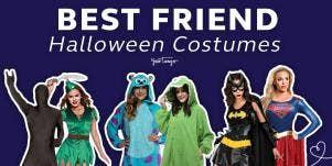 best friend halloween costume