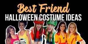 matching best friend halloween costume ideas for halloween party