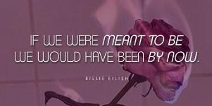 Billie Eilish quote