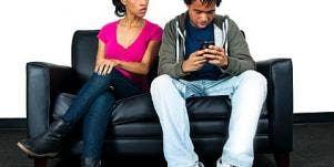 boyfriend texting