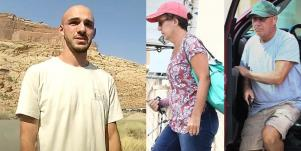 Brian Laundrie, Roberta Laundrie, Chris Laundrie