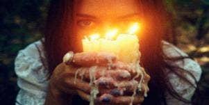 I Burned a Sex Candle