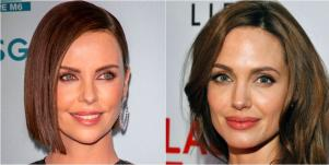 New Details About The Crazy Charlize Theron/Angelina Jolie Feud