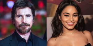 Christian Bale and Vanessa Hudgens