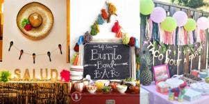Cinco de Mayo Party Decorations DIY Decor Ideas