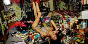 unsexy clutter
