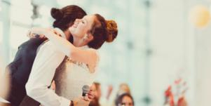 4 Old-School Wedding Rules You Can (And SHOULD) Ditch
