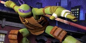 donatello teenage mutant ninja turtle