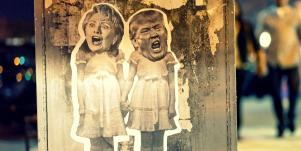 stress anxiety election 2016 Donald Trump Hillary Clinton