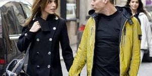 Unusual Duo: Elisabetta Canalis & Steve-O!