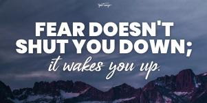 Fear Quotes — 75 Inspirational Quotes On Facing Your Fears