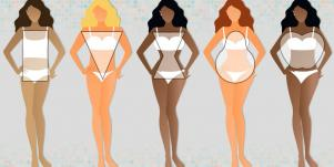 Here's How To Figure Out Which Body Shape You Have